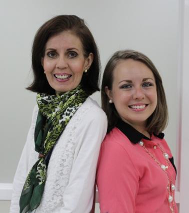 Jacqueline De los Rios y María Gabriela Urbanc