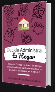 Ebook Decide Administrar Tu Hogar