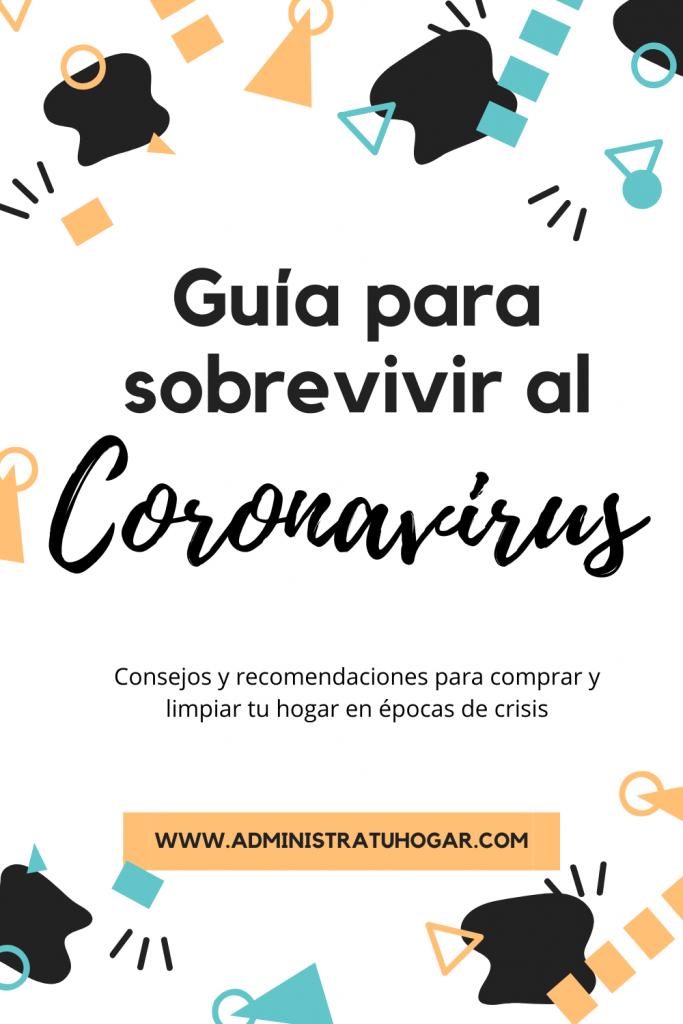 Sobrevivir al coronavirus